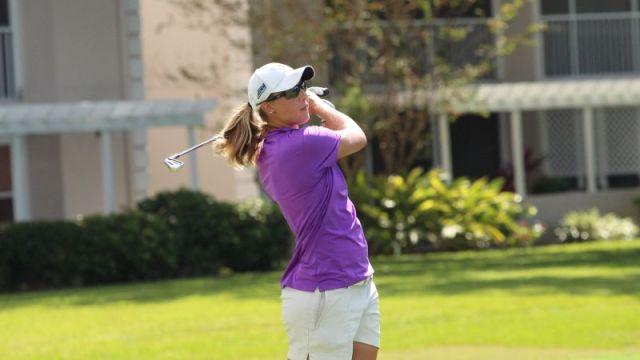 Maia Schechter LPGA Q-School 2016 womens golf Allie White