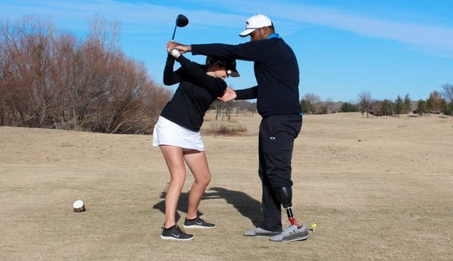 How to Play the Knockdown Shot in Golf Carlos Brown