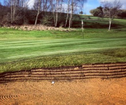 Relief from a bunker - modernization of the rules of golf