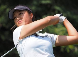 Taylor Kim womens golf