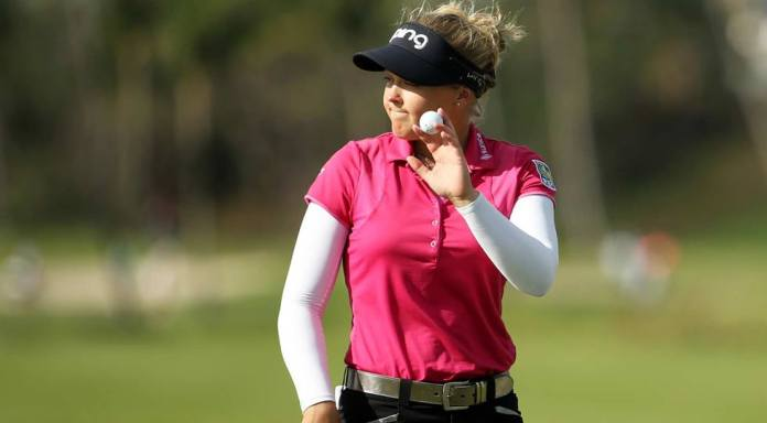 Brooke Henderson LPGA womens golf magazine