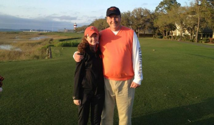 Harbour Town Golf Links Womens Golf Landon Funk`