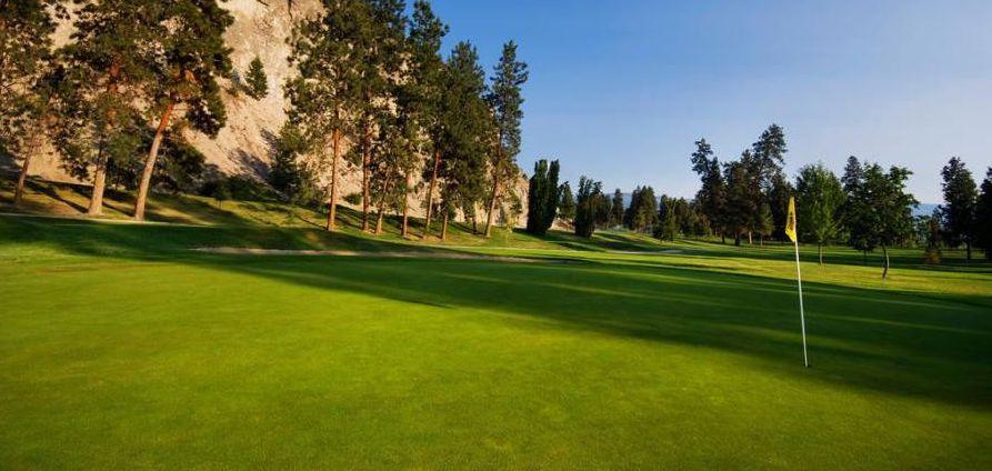 Kelowna Golf and Country Club Megan Osland