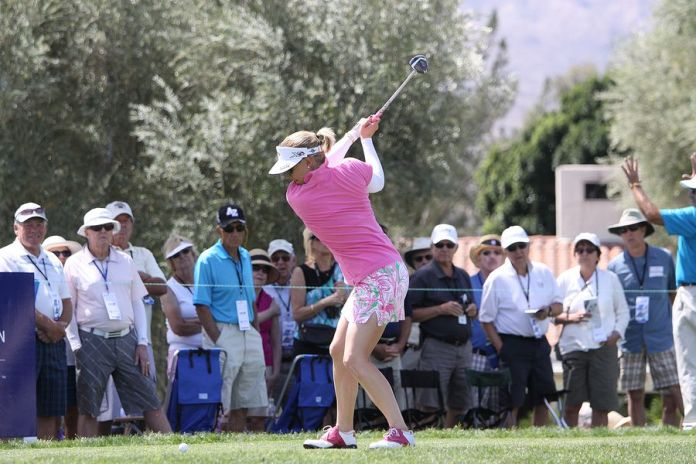 Morgan Pressel womens golf newsletter