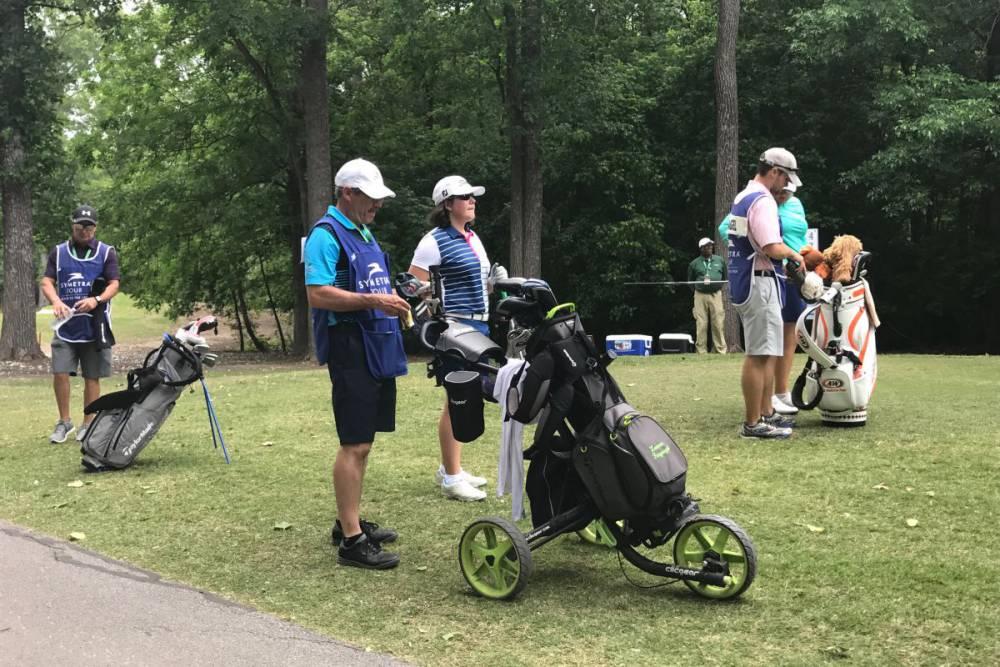 Lauren Freyvogel Peggy Kirk Bell Girls Golf Tour womens golf magazine