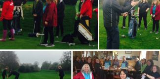 Womens Golf How to get more women playing golf taster session