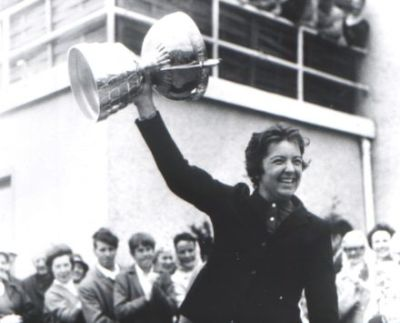 Catherine Lacoste - 1969 British Ladies Amateur Champion