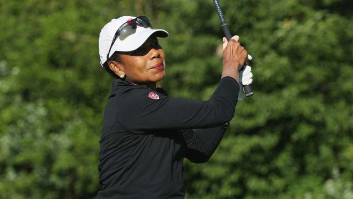 Condoleza Rice 2017 Womens PGA Championship - Nancy Berkley