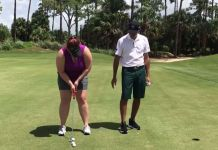 How to Stop Decelerating on your Putts Marvin Sanguesa Womens Golf
