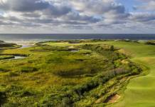 Evan Schiller - 5th Hole Cabot Cliffs