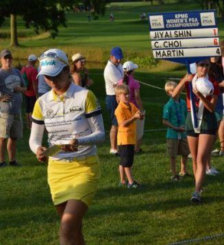 Chella Choi Womens PGA Championship