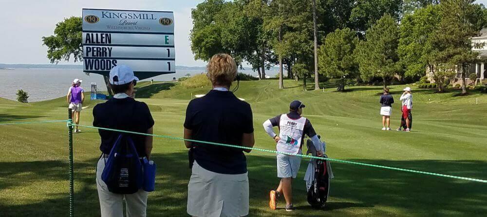 LPGA Kingsmill Championship Womens Golf Katherine Perry