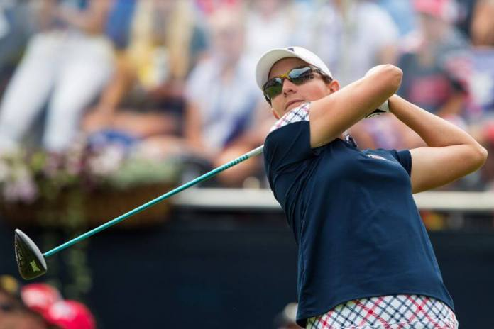 Brittany Lang Solheim Cup 2017 Womens Golf