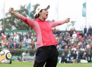 Carlota Ciganda Wins the 2016 LPGA KEB Hana Championship Womens Golf