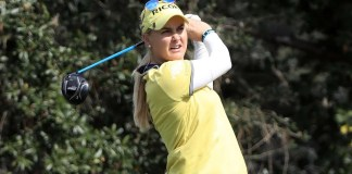 Charley Hull CME Goup Tour Championship