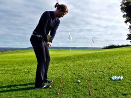 Lizzy Freemantle pre-shot routine womensgolf.com article