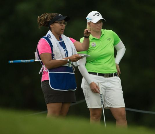 Alison Curdt KPMG Womens PGA Championship - womensgolf.com Building Speed and Power in your Swing article