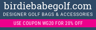 Birdie Babe Golf WG20 coupon for 20 percent off