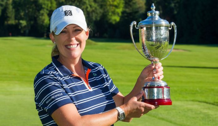 Cristie Kerr, winner of the Lacoste Ladies Open 2017 | Photo: Ladies European Tour