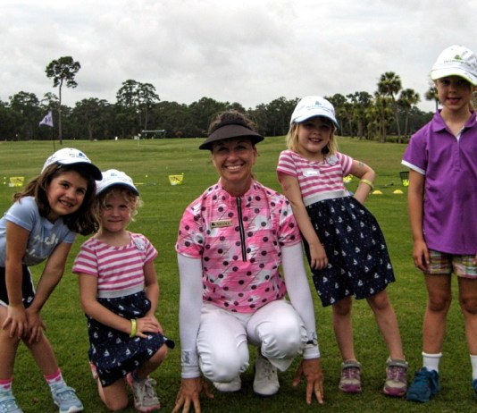 Fun Golf Activities for kids of all ages - Nicole Weller - WomensGolf.com