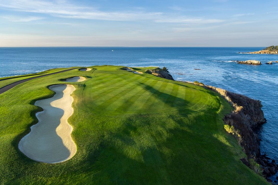 Pebble Beach Golf Links - 6th hole - Evan Schiller - WomensGolf.com