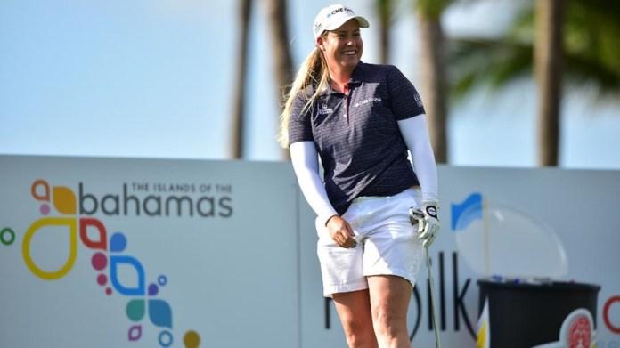 Brittany Lincicome at the 2017 Pure Silk Bahamas LPGA Classic womensgolf.com