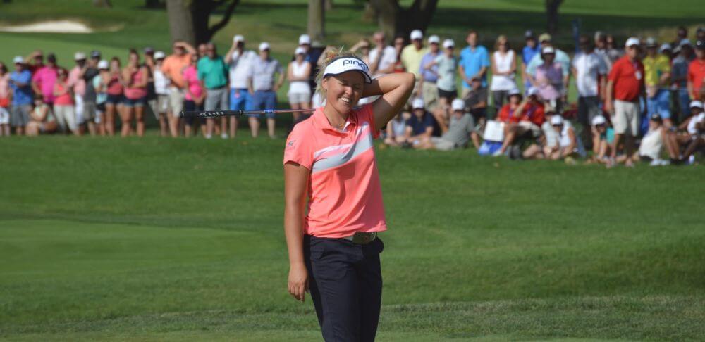 Brooke Henderson KPMG Ben Harping for Womens Golf