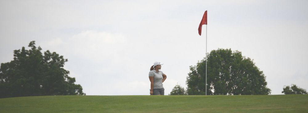 Mirim Lee at the 2017 Meijer Classic | Photo: Ben Harpring for WomensGolfcom