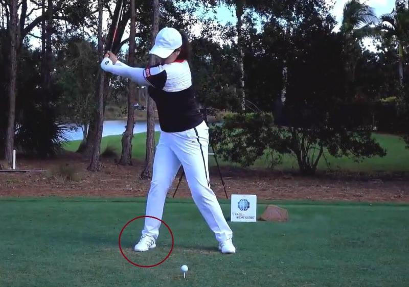 Angel Yin Women's Golf LPGA Swing Analysis