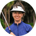 Nicole Weller for Womens Golf