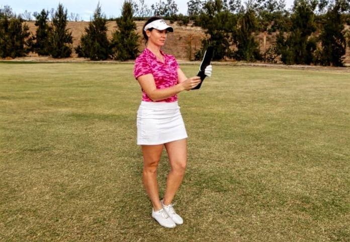Yardage Book article on womens golf
