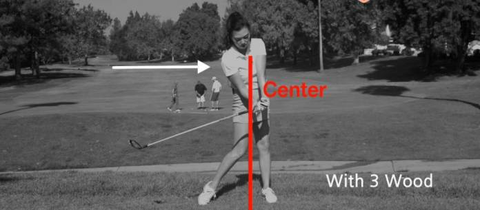 How to Hit Your 3-wood off the Tee - Aimee Cho for Women's Golf