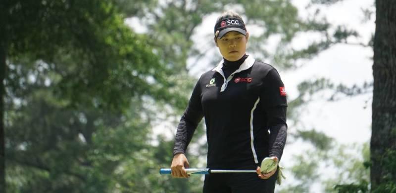 Ariya Jutanugarn 2018 US Womens Open - Course Management Golf Tips - Photographer Ben Harpring