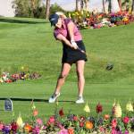 Heather King Womens Golf Lesson