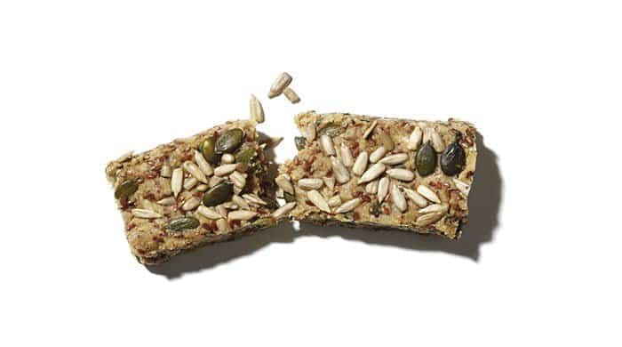 hunger busting protein bar