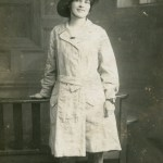 WW1 Land Girl: Florence Hampshier