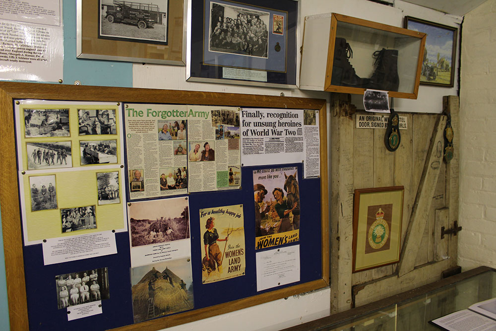 Romney Marsh Wartime Collection WLA Collection Photos