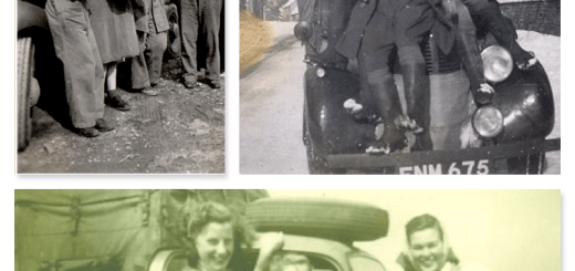 Land Girls, Cars & Trucks