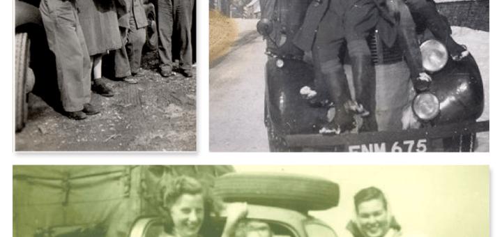 Land Girls, Cars & Trucks