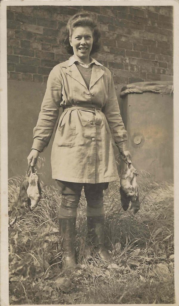 Dorothy Clayden Ratcathching