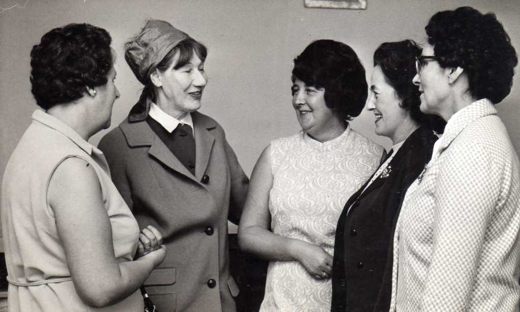 Mary Maswell Reunion Photo