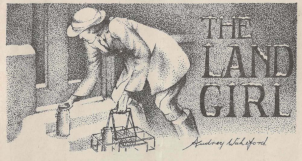 The Land Girl Image January 1946