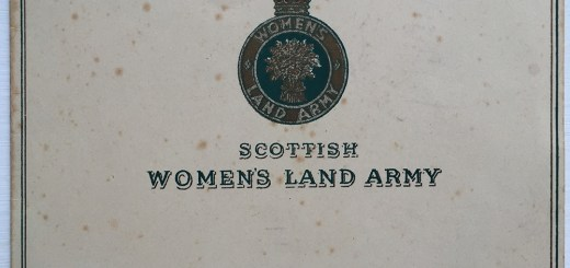 Scottish WLA Card