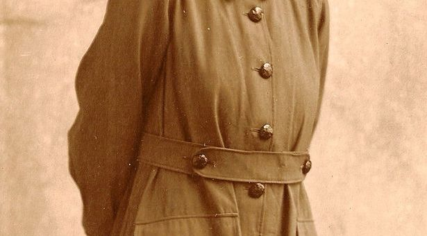 Teresa Hooley in WLA Uniform - Derby Telegraph