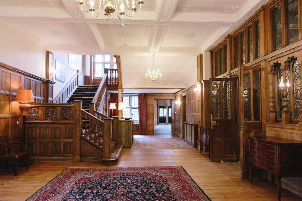 Balcombe Place stairs
