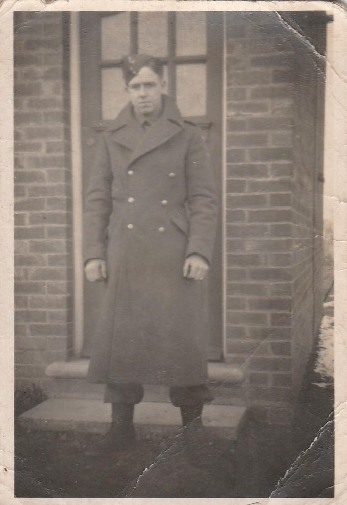 Reg West - Home Guard 1943