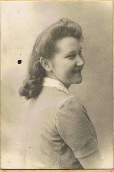 Margaret Olver (née Vass)