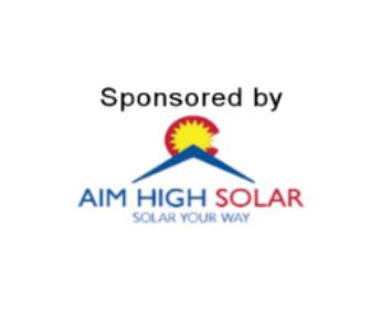 Sponsored by Aim High Solar