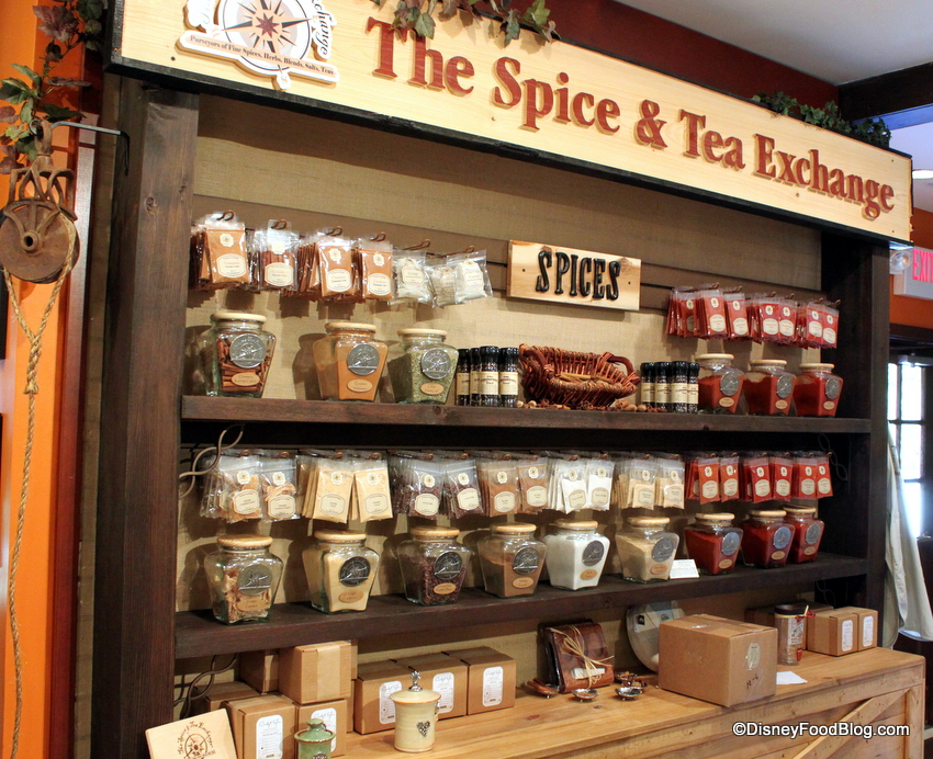 Spice and Tea Exchange Booth #946