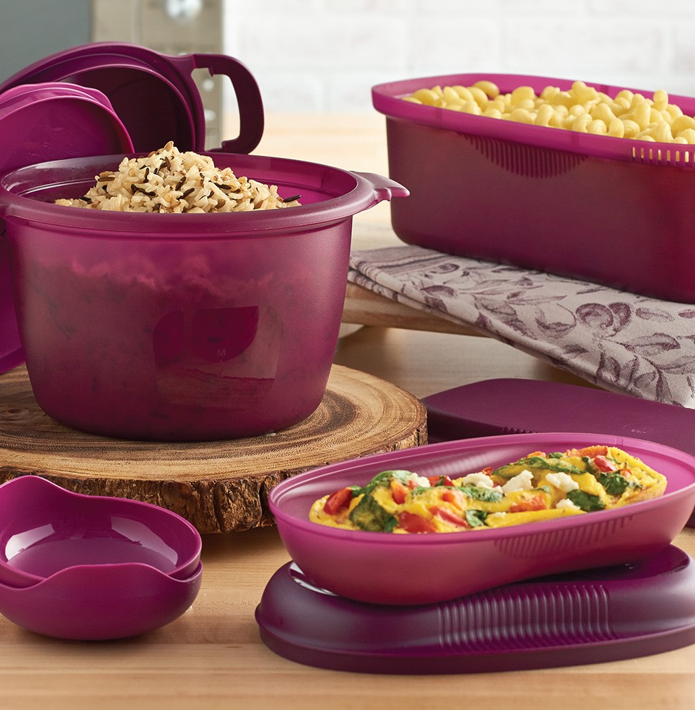 Tupperware Booth #711